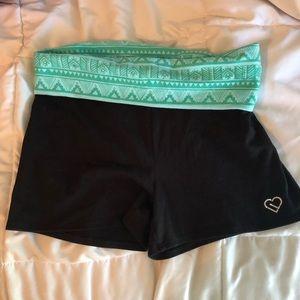 Aeropostale Yoga shorts